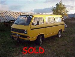 Yellow -82 bus
